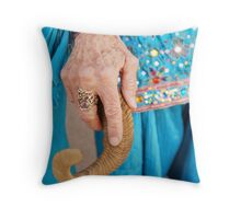 "The Oracle""s Hand Throw Pillow"