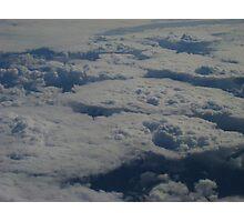 Ocean of Cloud Photographic Print