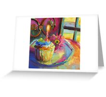 Let's Celebrate! by Chris Brandley Greeting Card