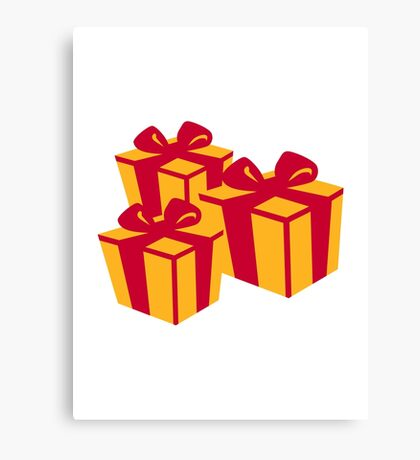 Gifts Canvas Print