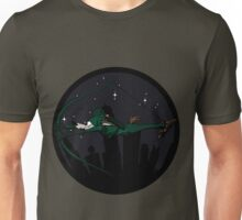 The Green Coyote Unisex T-Shirt