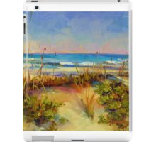 Turquoise Tide by Chris Brandley iPad Case/Skin
