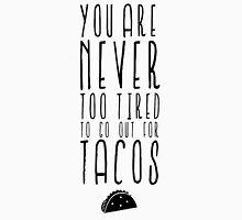 Taco Life Unisex T-Shirt