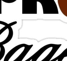 Pro Bagel Sticker