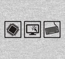 Programmer equipment Kids Tee