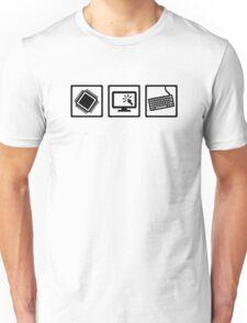 Programmer equipment Unisex T-Shirt