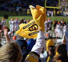 Terrible Towel - Pittsburgh Steelers by polylongboarder