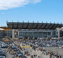 Heinz Field - Pittsburgh PA by polylongboarder