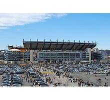 Heinz Field - Pittsburgh PA Photographic Print