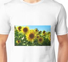 Sunflower Trio Unisex T-Shirt