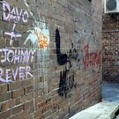 Davo and Johnny Forever by Robert Knapman