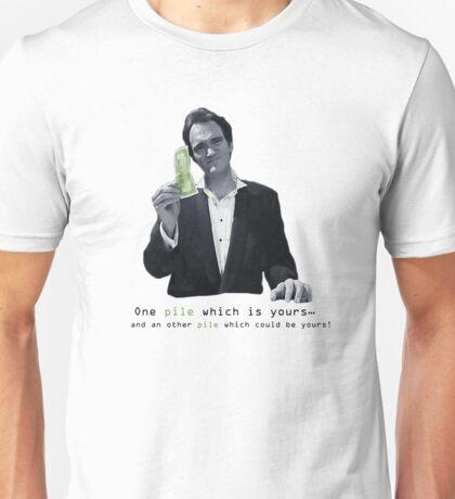 A Pile - Four Rooms Unisex T-Shirt
