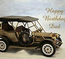 Happy Birthday, Dad by CardLady