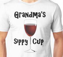 Grandma's Sippy Cup Unisex T-Shirt