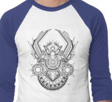 Riot Seeker Men's Baseball ¾ T-Shirt