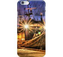 Sea Shepherd - HDR iPhone Case/Skin