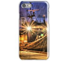 Sea Shepherd - HDR iPhone Case/Skin