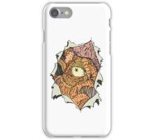 The Dalek inside Me iPhone Case/Skin