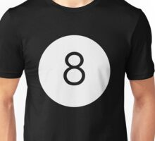 Black Ball Unisex T-Shirt