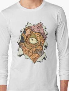 The Dalek inside Me Long Sleeve T-Shirt