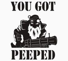 Dota 2 Sniper You Got Peeped by Linnyy