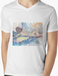 THIS TULIPS FOR ME(C1993) Mens V-Neck T-Shirt