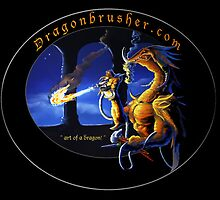 Dragonbrusher logo by Dragonbrusher