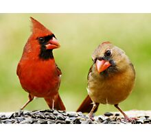 Togetherness Photographic Print