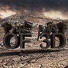 The Art Of 3D #1 by Antihero