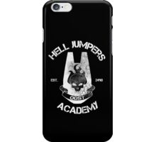 Hell Jumpers Academy iPhone Case/Skin