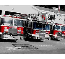 Our Elite Fleet: Westminster MA Photographic Print