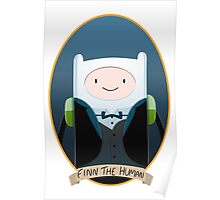 Finn The Gentleman Poster