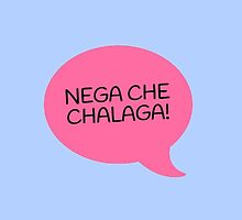 NEGA CHE CHALAGA - BLUE by Kpop Seoul Shop