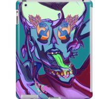 Pop Punk Alien  iPad Case/Skin