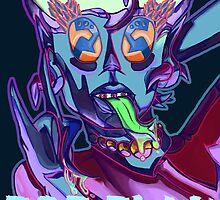 Pop Punk Alien  by MimoFinnih