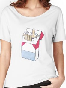 Cigarettes Women's Relaxed Fit T-Shirt