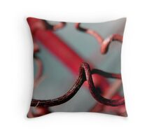 twig art III Throw Pillow