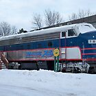 Minnesota Zephyer Train by kodakcameragirl