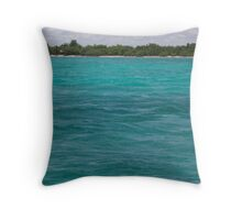 Just another lovely day Throw Pillow