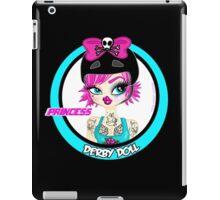 Princess Derby Doll iPad Case/Skin