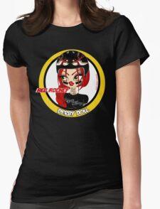 Red Rocket Derby Doll T-Shirt