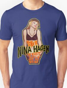 Nina Hagen - New York NY Unisex T-Shirt