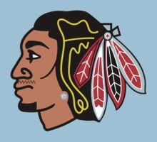 Blackhawks Inspired D Rose by beejammerican