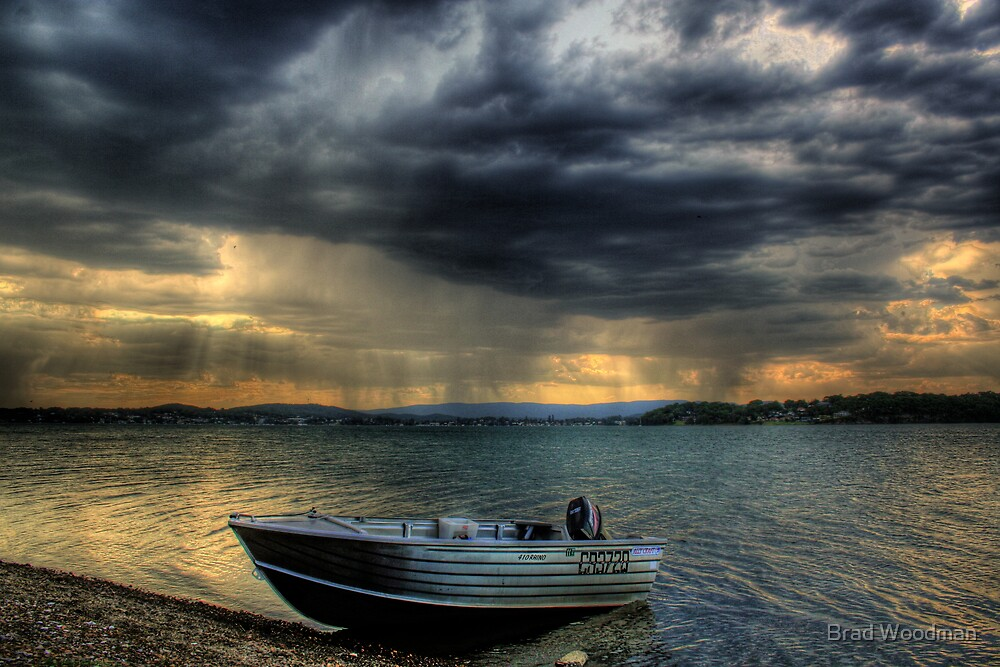 Calm Before The Storm by Brad Woodman