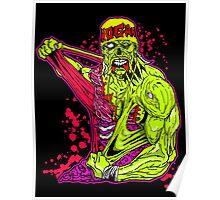 ZombieMania Hogan  Poster