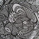 Zentangles by Rosemovie