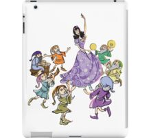 Snow White and the 7 Dwarves iPad Case/Skin