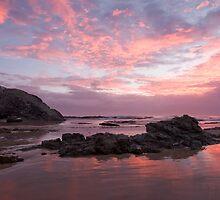 Currumbin Beach by Brad Walker