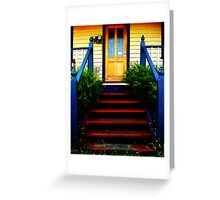 There's no place like home... Greeting Card