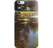 Water spout iPhone Case/Skin